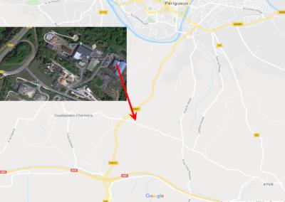 localisation de l'annexe du SMBI