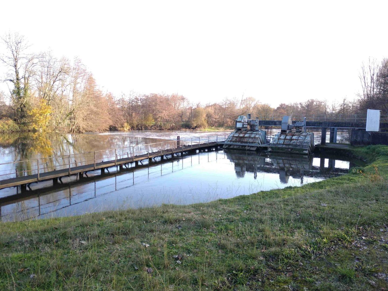 Barrage Hydroélectrique sur l'Isle