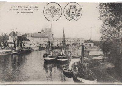 Usines de laubardemont (Gironde) © Esprit de Pays - Topack