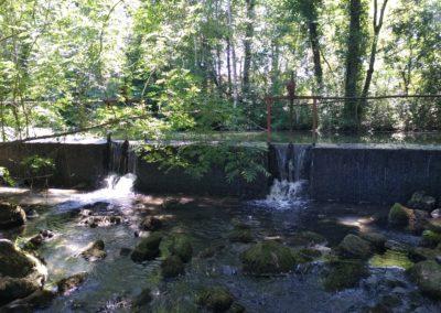 Vanne de barrage