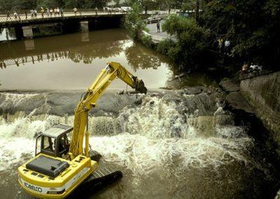 Effacement de barrage (observatoire continuité écologique)